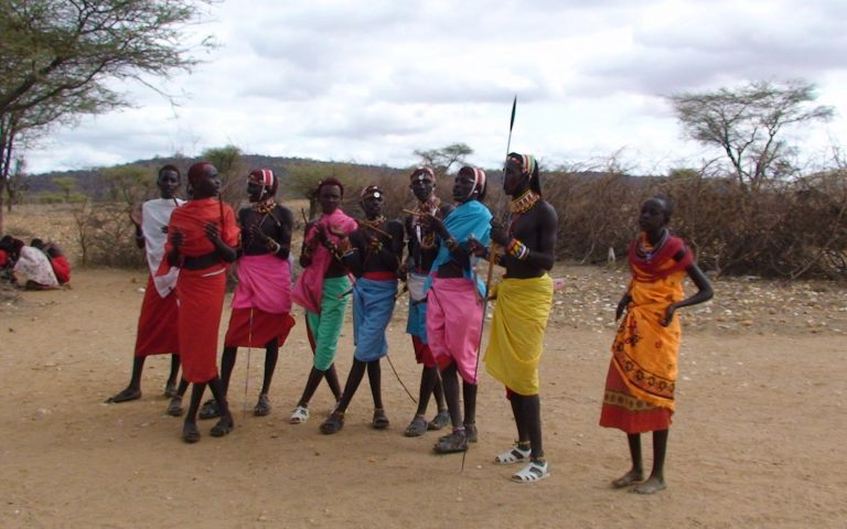Samburu Village Visits