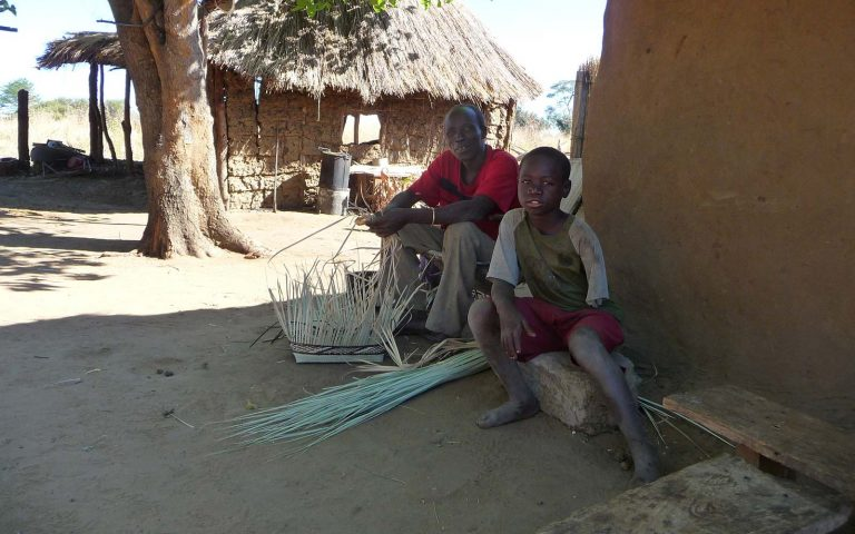 African Village Tours in Chobe