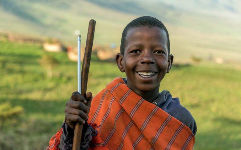 Masaai Villages Tanzania