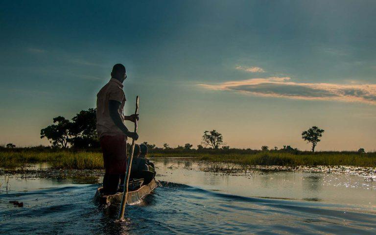 Mokoro Boat Safari
