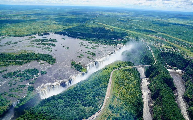 Scenic Angel flights (Air safaris)