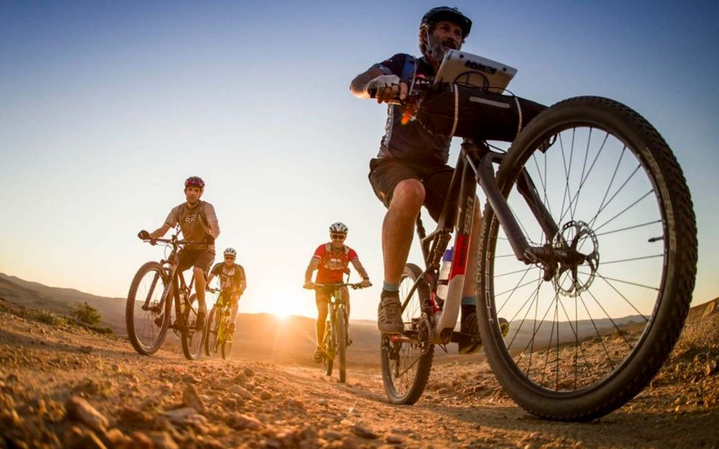 Hakskeenpan Mountain Biking