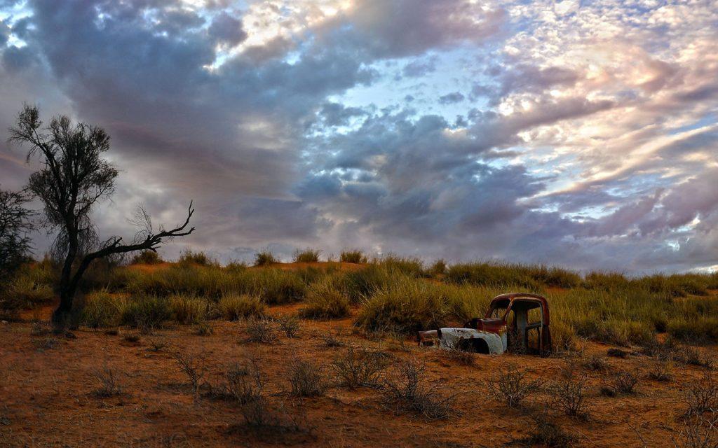 The Kalahari Desert Kgalagadi