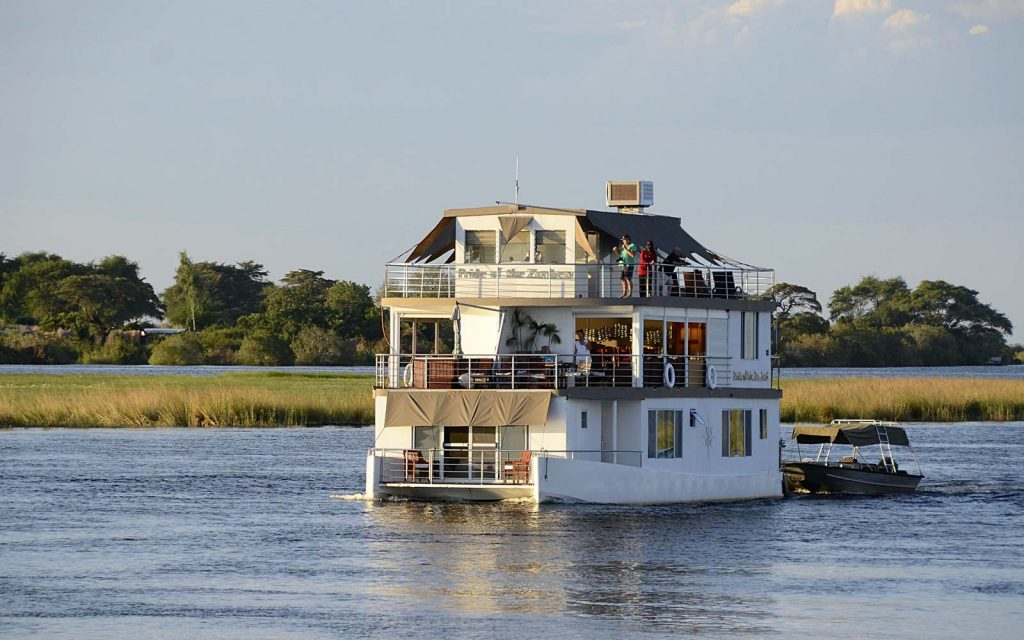 Boat Cruise Safari